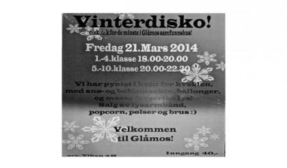 Vinterdisko 4H 2014
